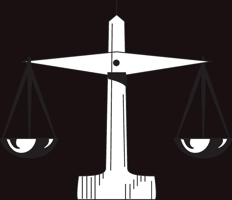 צדק במאזניים