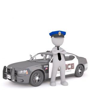 שוטר וניידת