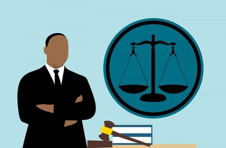 איש חוק ומשפט