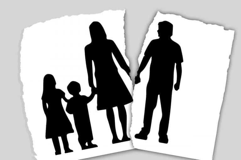 משפחה מפורקת